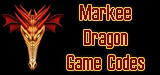 Markee Dragon Game Codes