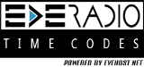 EVE Radio Time Codes